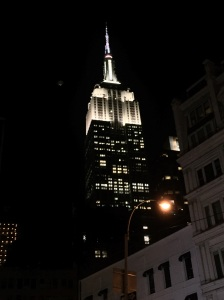 2) Empire State Building